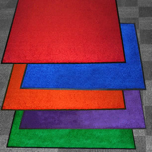 Single Colour Mats