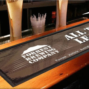 Custom Bar Runners