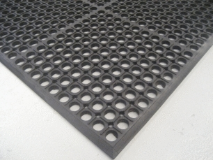 Bevelled Edged Safety Mat 90cm x 150cm